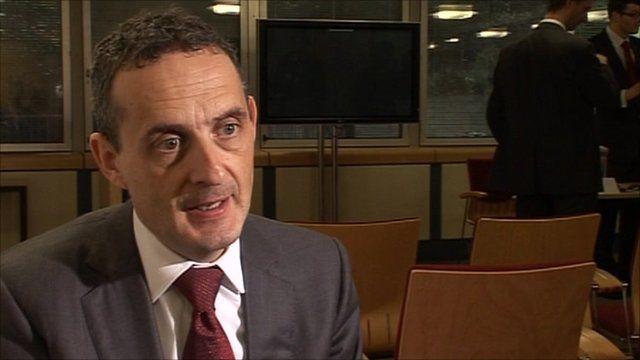 John Fingleton, Chief Executive, Office of Fair Trading