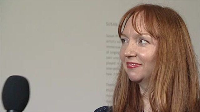 Turner Prize winner Susan Philipsz