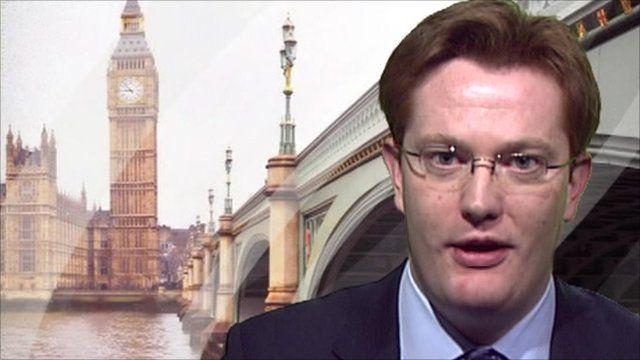 Liberal Democrat Danny Alexander