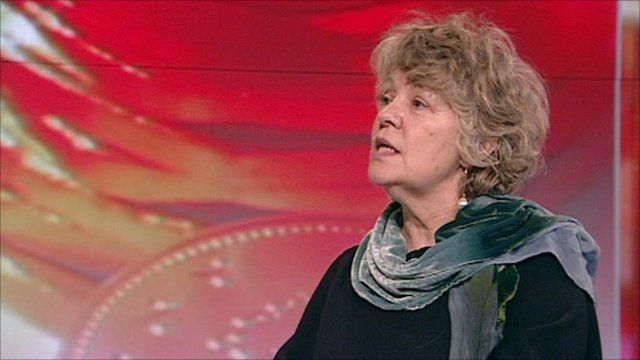 Dame Hilary Blume, Director of the Charities Advisory Trust