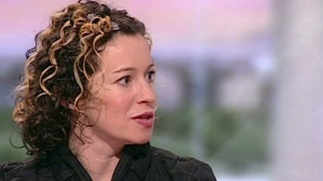 Kate Rusby on BBC Breakfast