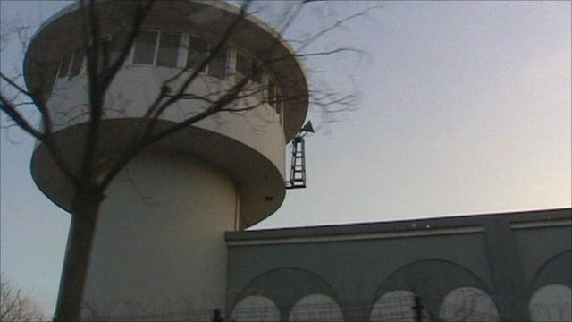Prison holding Liu Xiaobo