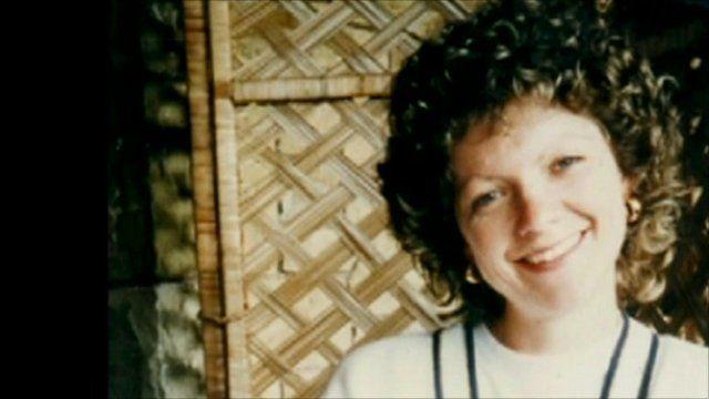 Vikki Thompson was murdered in 1995