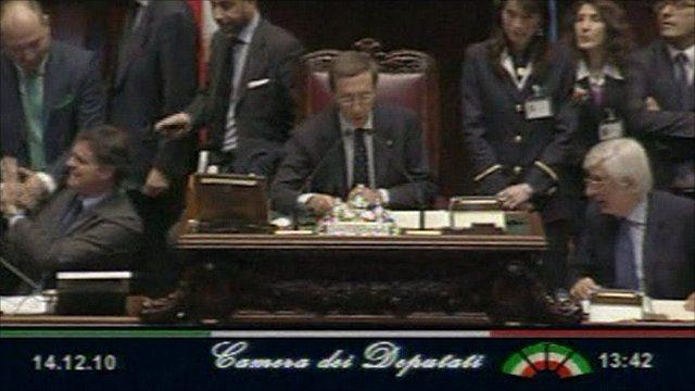Italian parliament