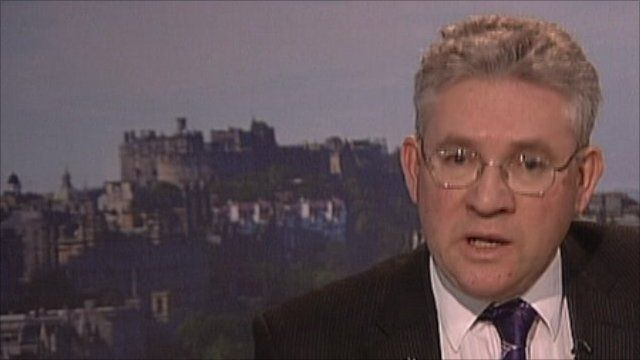 Kenny Gibson from the SNP