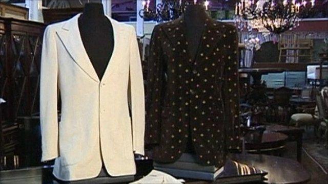 John Lennon's suit