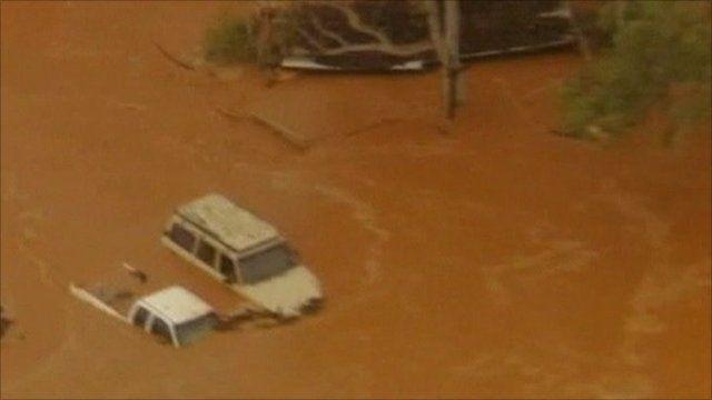 Extreme weather conditions spread across Australia