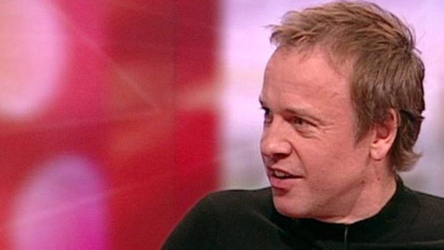 Tim Lovejoy on Breakfast