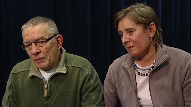 David and Teresa Yeates