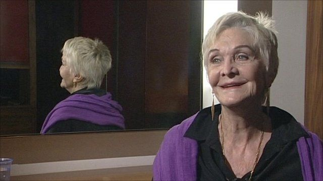 Sheila Hancock interview