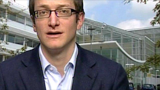Nationwide's Chief Economist Martin Gahbauer