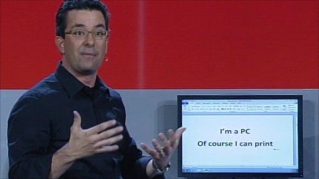 Microsoft's Mike Anguilo