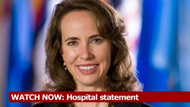 US shooting hospital statement