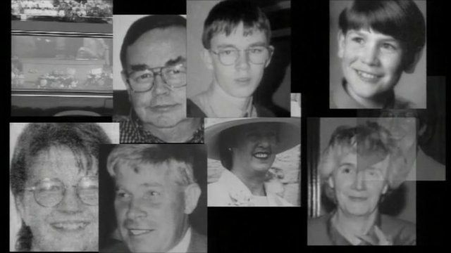 1998 Omagh bombing victims