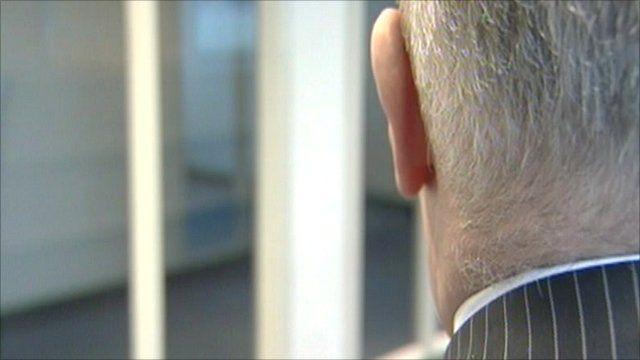 Undercover police officer ''David Corbett''