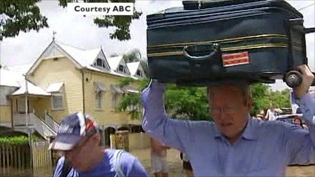 Former Australian PM Kevin Rudd