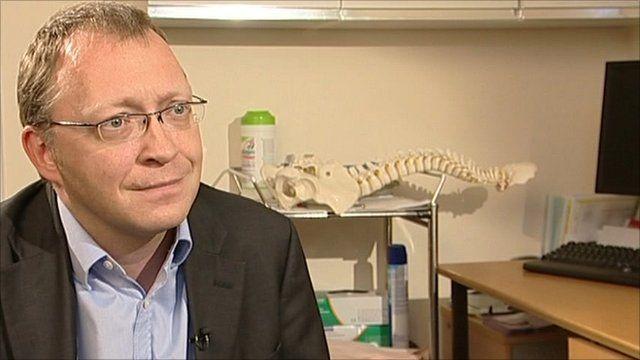 BMA's Dr Ian Wilson