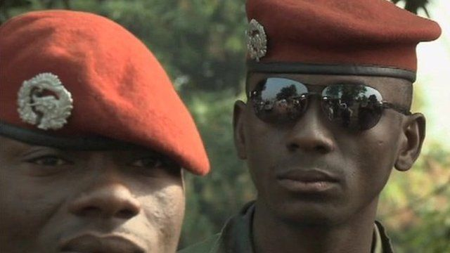 Military in Ivory Coast