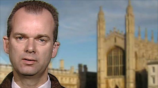 Dr Paul Zollinger-Read, Chief Executive, NHS Cambridgeshire