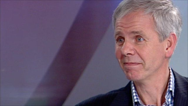 John Christensen, director of the Tax Justice Network