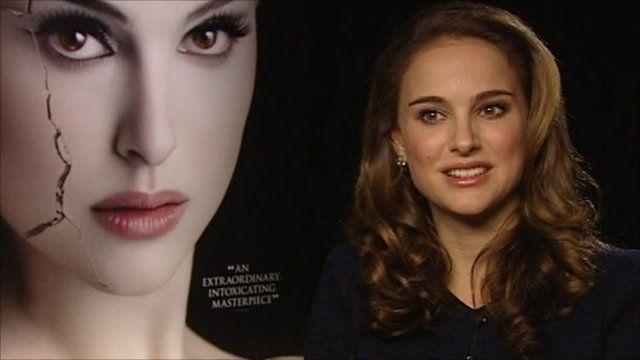 Natalie Portman talks Black Swan
