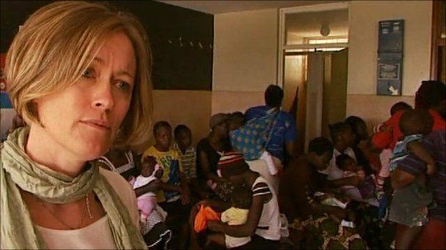 Catherine Fitzgibbon, Save the Children