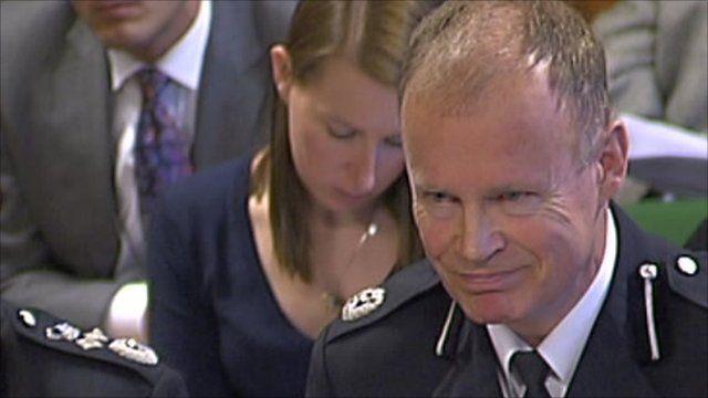 Commander Bob Broadhurst