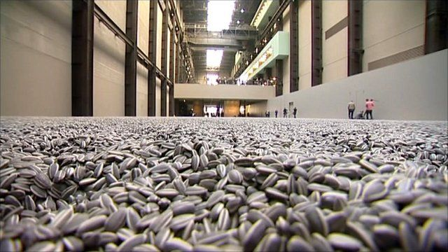New Health Scare Over Tate Sunflower Seeds Exhibition