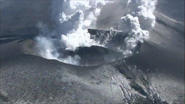 Mount Shinmoe