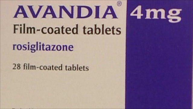 Avandia tablets