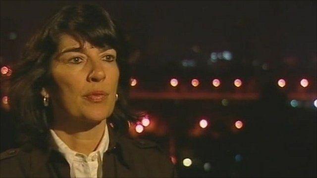 ABC's Christiane Amanpour