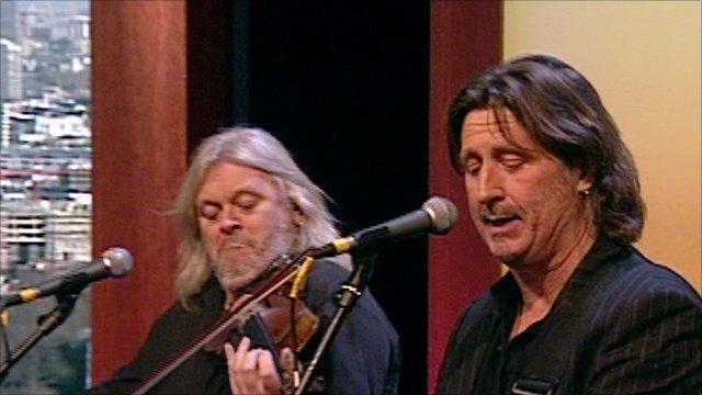 Folk band 'Show of Hands!