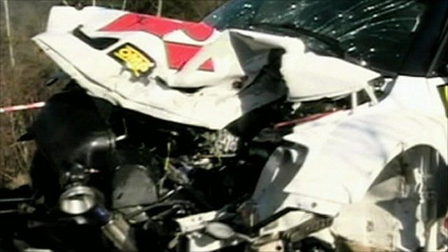 Robert kubica 39 s f1 career at risk after rally crash bbc news for Kubica cars