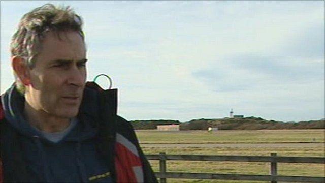 Ian Henderson from Llanberis Mountain Rescue