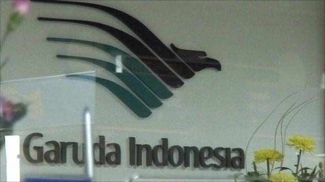 Garuda sign