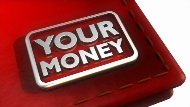 Your Money programme graphic