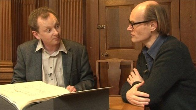 Stephen Hebron and Will Gompertz