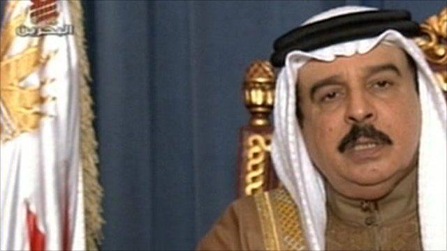 Sheikh Hamad bin Issa Al Khalifa