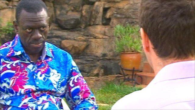 Dr Kiizza Besigye