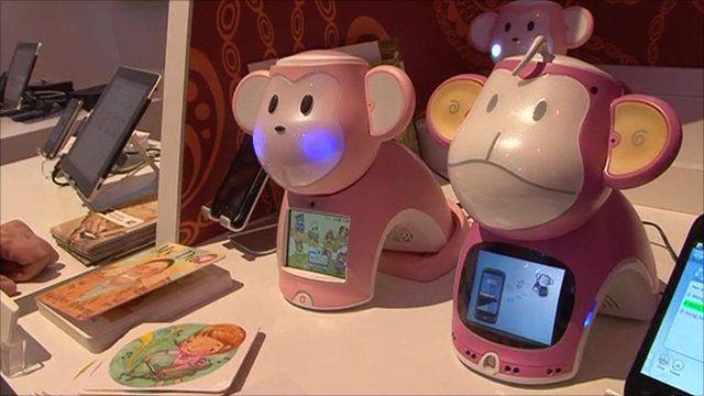 Robot phones