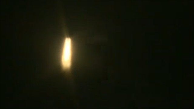 Ariane launch (Arianespace)