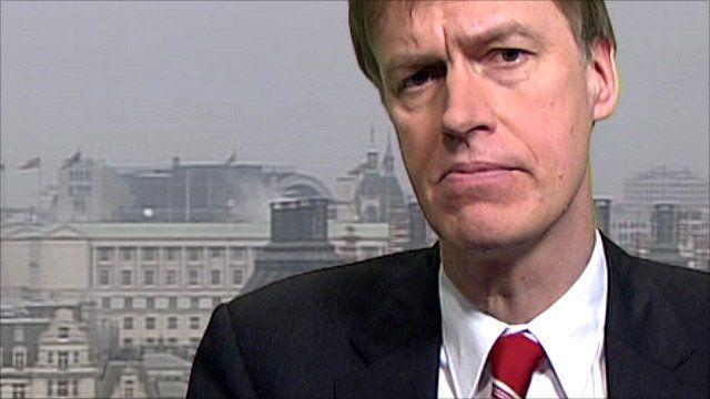 Labour's Employment spokesman Stephen Timms