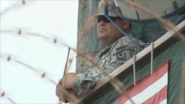 Guantanamo Bay guard