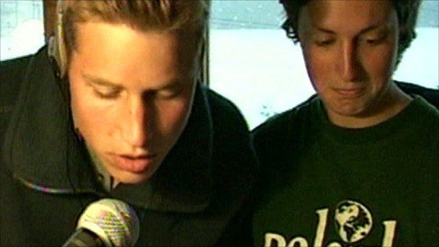 Prince William DJs