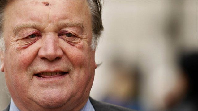 Lord Chancellor and Secretary of State for Justice Ken Clarke
