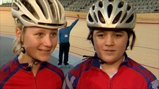 Cyclists who have tried the velodrome