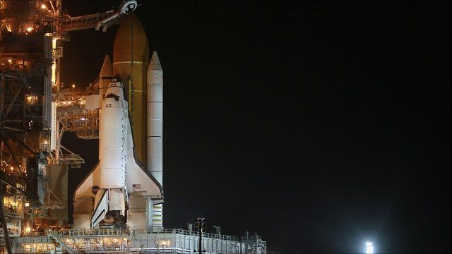 Shuttle Discovery