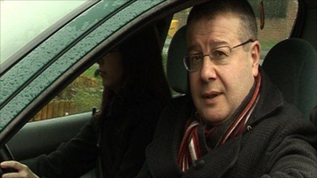 Adrian Goldberg, presenter, 5 live Investigates