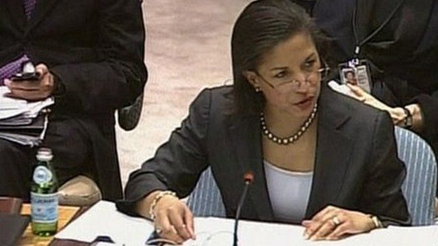 Susan Rice, United States Ambassador to the United Nations