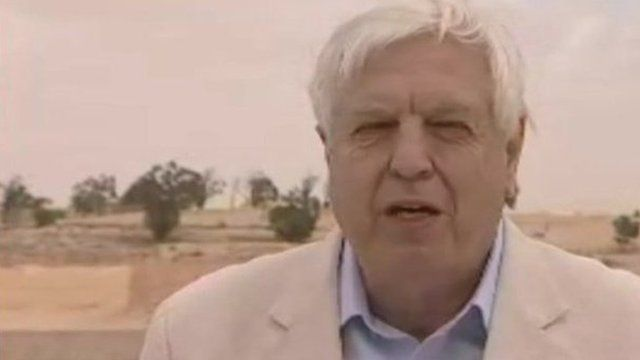 John Simpson BBC World Affairs Editor